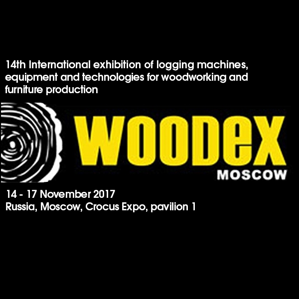 COLLETTIVA ITALIANA A WOODEX MOSCA 14-17 NOVEMBRE  2017